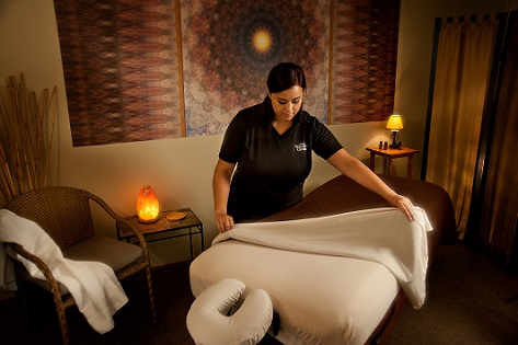 Wellness Center Massage Room