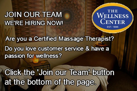 Wellness Center Massage Hire